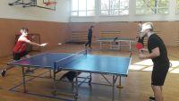Okresné kolo v stolnom tenise žiakov SŠ