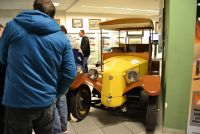 Exkurzia – Technické múzeum Tatra v Kopřivniciach