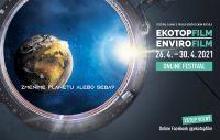 """Ekotopfilm – Envirofilm pod názvom """"Filmový program – Jarná Tour Online 2021"""""""