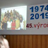 Oslavy 45. výročia založenia školy