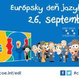 Európsky deň jazykov 2020 na našej škole
